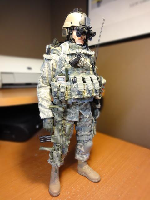 1/6 US Army \u0027Cavalry\u0027 Scout \u2013 AL\u0027sToys