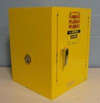 Refurbished Justrite 25040 Flammable Liquid Storage Cabinet