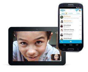Fallo de seguridad en la nueva versión de Skype para Android