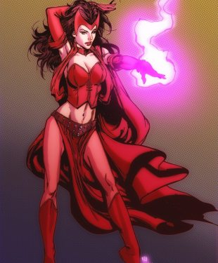 Scarlet Witch 20