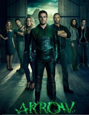 arrow y su segunda temporada