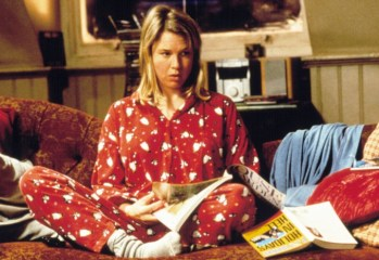 BRIDGET JONES'S DIARY, Renee Zellweger, 2001. (c) Universal Pictures/ Courtesy: Everett Collection.