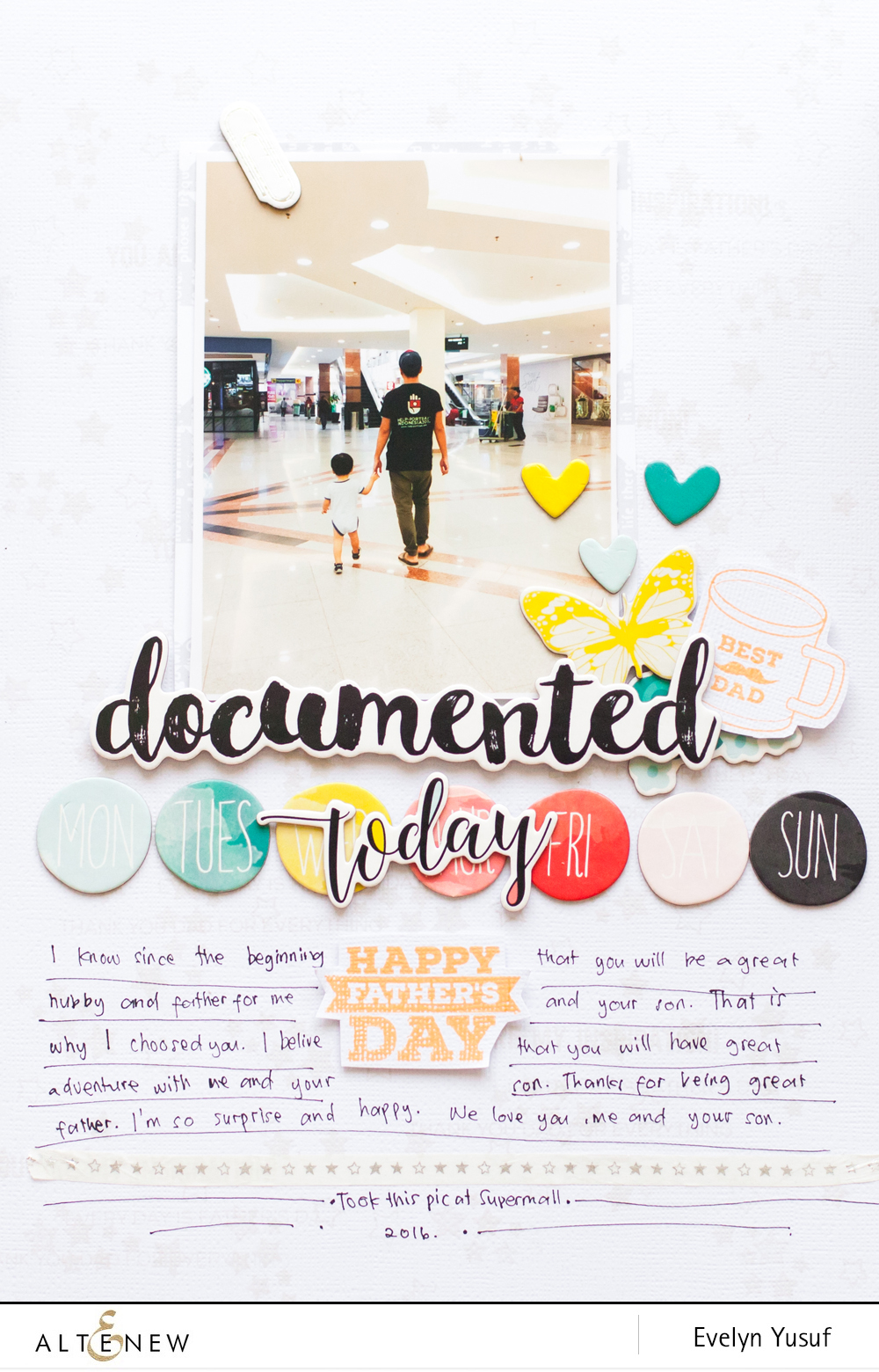 Father's day final layout full by Evelynpy