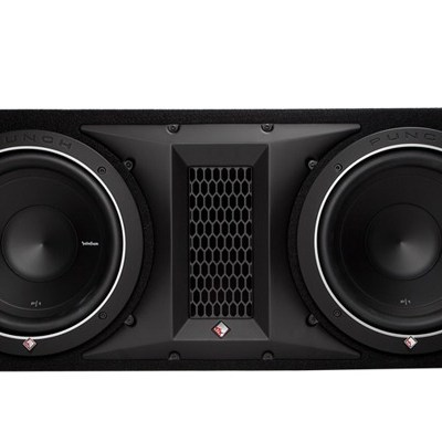 "ROCKFORD FOSGATE - P3-2X12 Dual P3 12"" Loaded Enclosure Oakville"