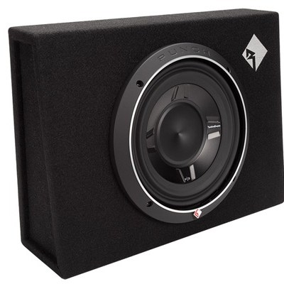 "ROCKFORD FOSGATE - B-P3S-1X10 Single P3 10"" Shallow Loaded Enclosure Oakville"