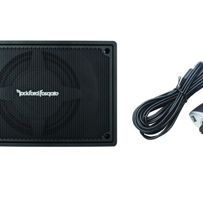 "ROCKFORD FOSGATE - PS-8 Single 8"" Punch Powered Loaded Enclosure Oakville"