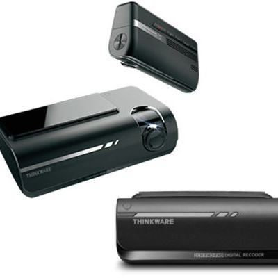 THINKWARE - F770 2-CHANNEL 1080p WIFI DASHCAM