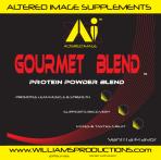 Gourmet Blend (Vanilla) – Protein Powder Blend