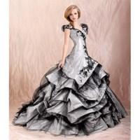 steampunk wedding gowns   AlternaBrides