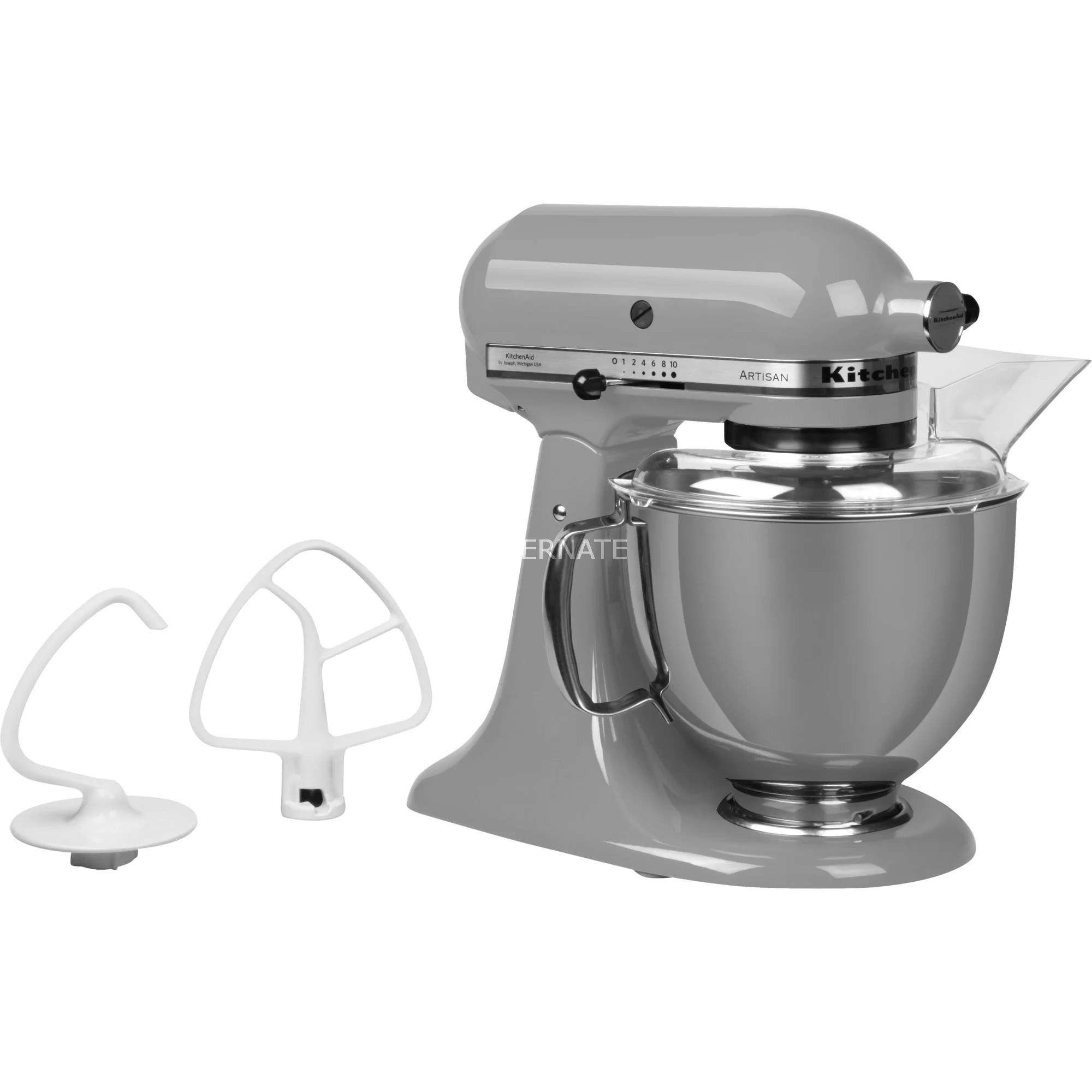 Kitchenaid Küchenmaschine Idealo Kitchenaid K C3 Bcchenmaschine Artisan Metallic Chrome