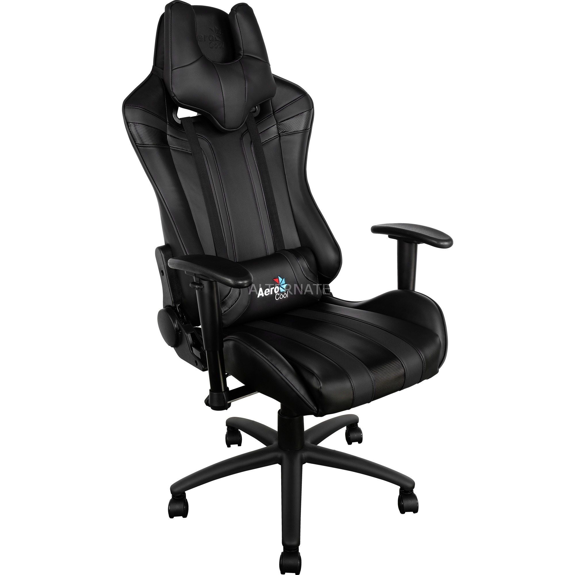 Gamer Sessel Xbox One Ac120 Air Gaming Chair Spielsitz Schwarz
