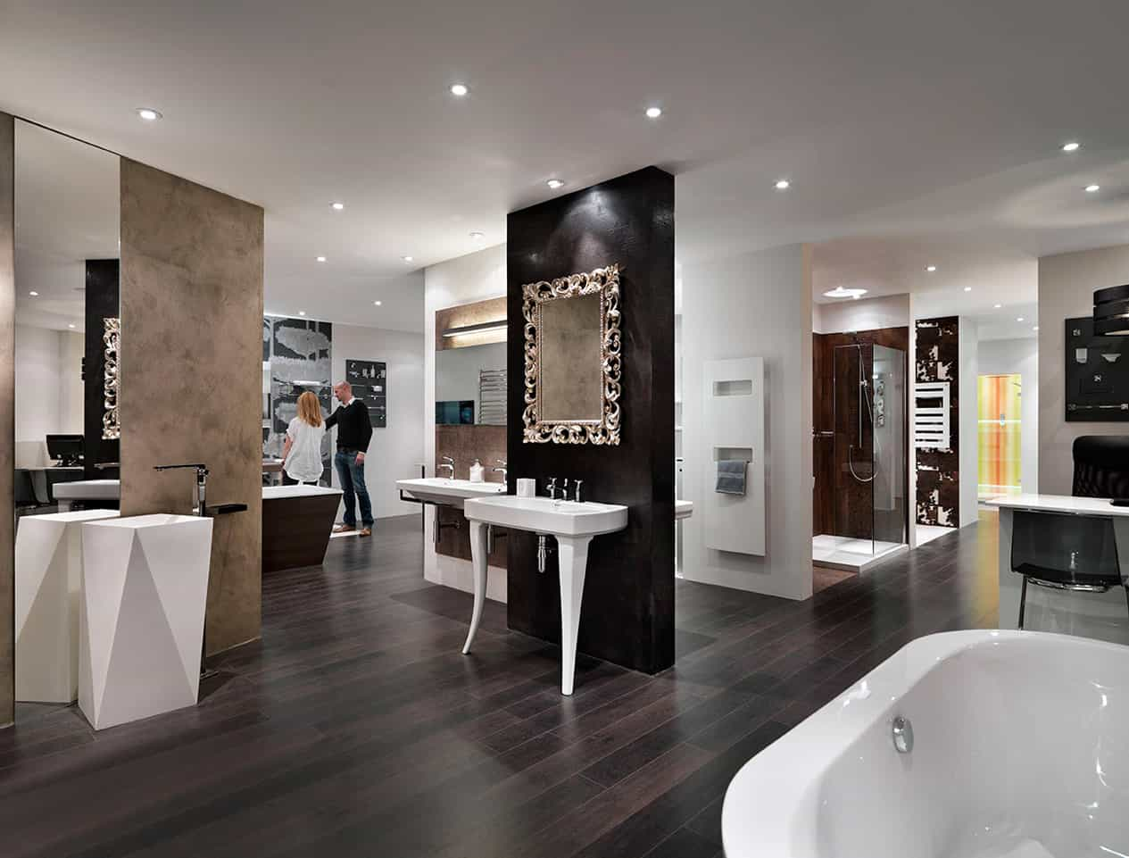 Bathrooms Showrooms Showrooms Discover More With Alternative Bathrooms London