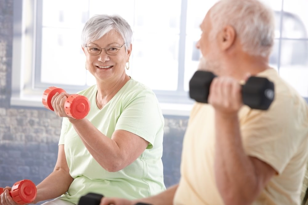 Treating Alzheimer's by Exercising.