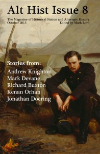 Alt Hist Issue 8 - Provisional Cover copy