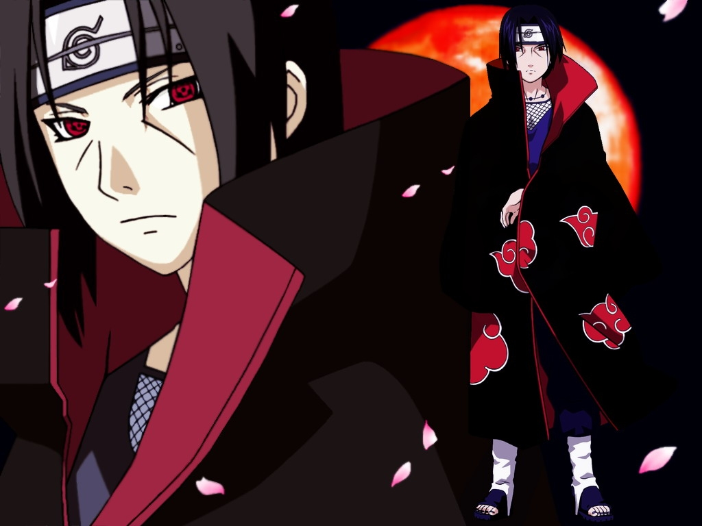 Itachi Live Wallpaper Download Animasi Itachi Uchiha