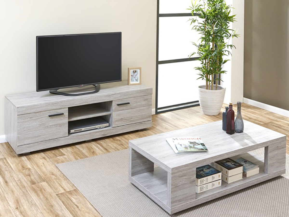 Ensemble Meuble Tv Table Basse Tom Ensemble Table Basse Meuble Tv Altobuy Fr Meuble Et Literie