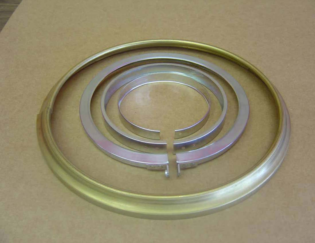ALTO MFG CO INC :: Roll Formed Rings and Shelving Uprights