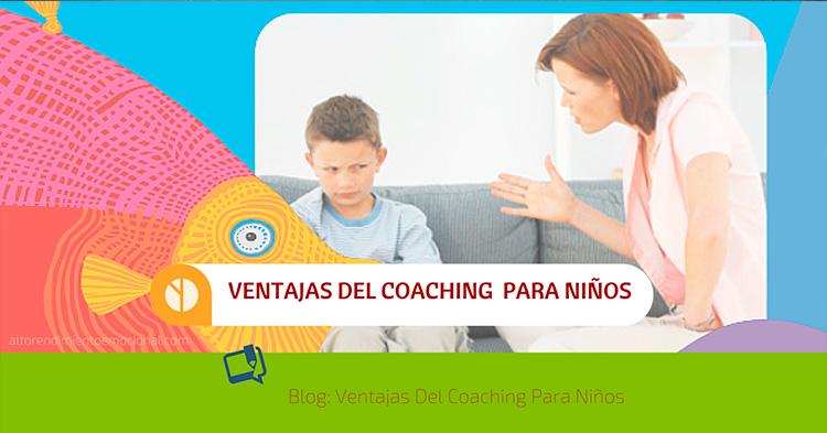 Ventajas del coaching para niños