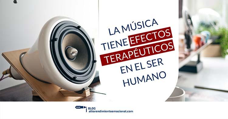 La Música Tiene Efectos Terapéuticos en el Ser Humano