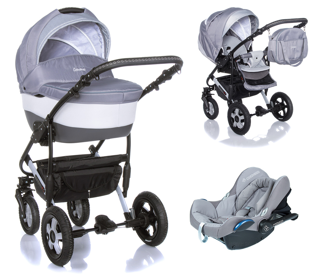 Kombikinderwagen Testsieger Adac Details About Combi Pram Baby Carriage Camarelo Carera Buggy 2in1 Sale 20 Off Show Original Title