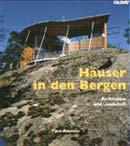 Paco Asensio: Häuser in den Bergen. Architektur und Landschaft.