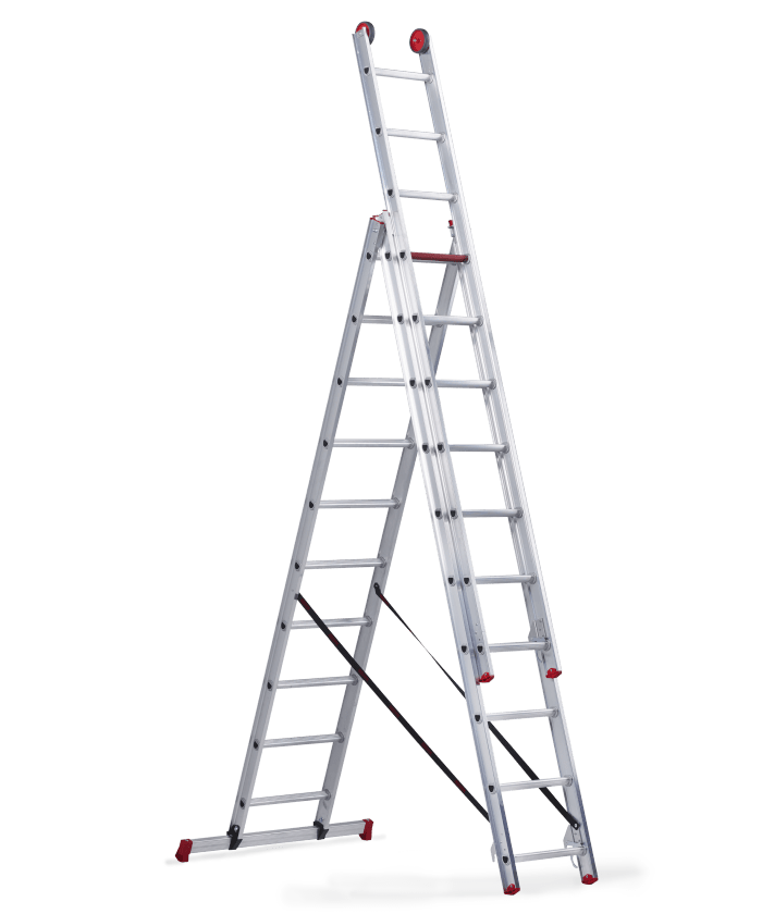 Altrex Ladder Altrex All Round Reform Ladder | Work Safely At Height