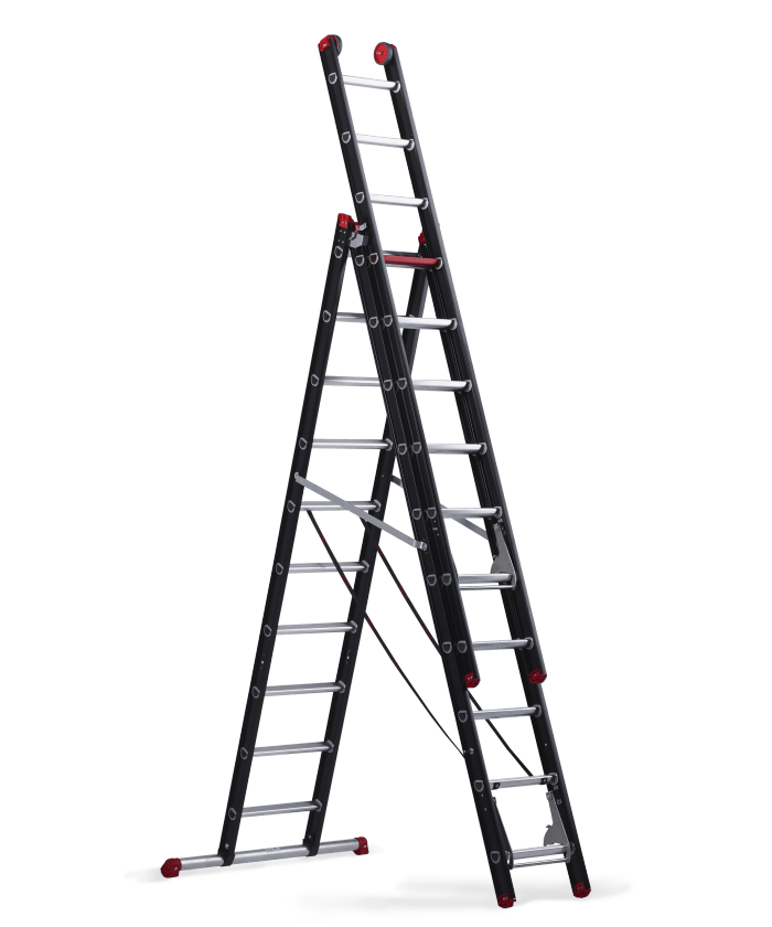 Altrex Ladder Altrex Mounter Combination Ladder | Working Safely At Height