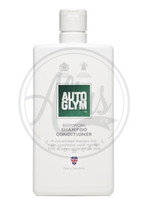 autoglym bodyshop shampoo conditioner