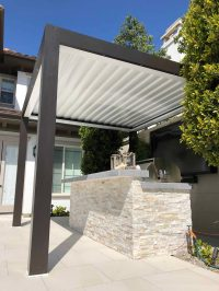 Modern Contemporary Patio Cover Designs - Alumawood ...