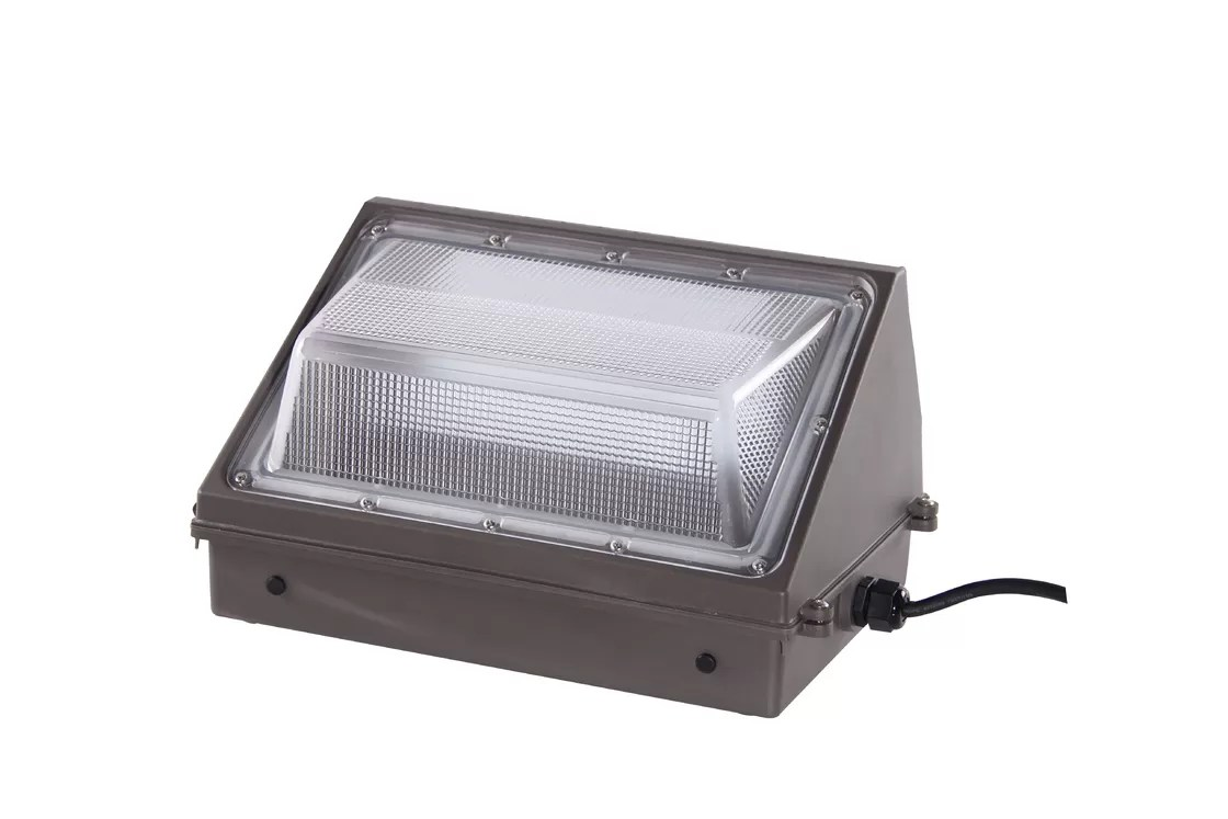 Led Wall China Dlc 40w 60w 100w 120w Exterior Led Wall Pack Lamp Waterproof Outdoor