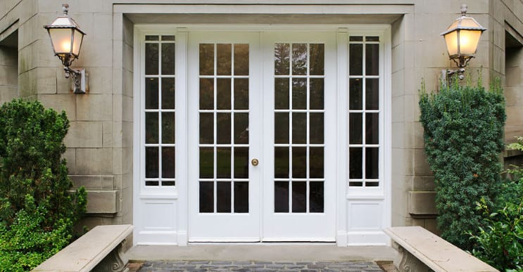 How to Make Your French Doors More Secure?