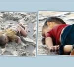 الطفل الروهينغي محمد شهيات يحاكي مأساة إيلان كردي