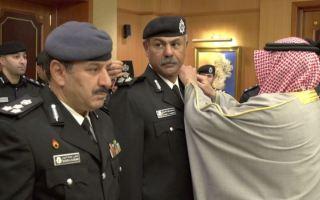 الجراح: رجال الأمن هم الدرع الواقي في مواجهة التحديات
