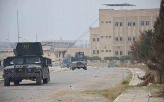 الجيش العراقي يسيطر على المنطقة الحرة شمالي الموصل
