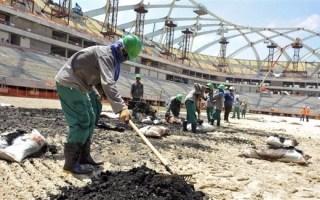 """""""فيفا"""": القضاء السويسري رفض دعوى عمالية تتعلق بمونديال قطر"""