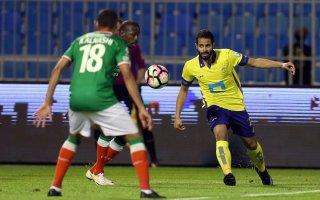 ثنائية الراهب تقود النصر للفوز على الاتفاق في الدوري السعودي