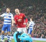 روني يعادل رقم تشارلتون في فوز مانشستر يونايتد على ريدينغ بكأس الاتحاد الإنجليزي