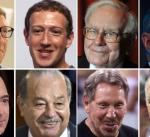 ثروة 8 مليارديرات تعادل ما يملكه نصف سكان العالم