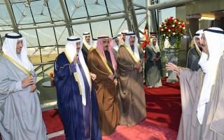 سمو الأمير يتوجه إلى سلطنة عمان الشقيقة في زيارة رسمية