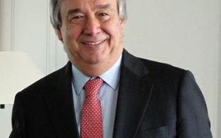 الأمين العام للأمم المتحدة يناشد المفاوضين السوريين إظهار النوايا الحسنة