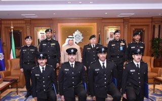 الجراح للضباط الخريجين : حافظوا على هيبة رجل الأمن وابتعدوا عن أي سلوكيات خاطئة