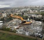 الحكومة الفلسطينية تطالب بتدخل دولي لوقف عمليات الهدم شرق القدس