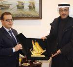 وزير عراقي يشيد بدعم الكويت للقطاع التربوي في نينوى