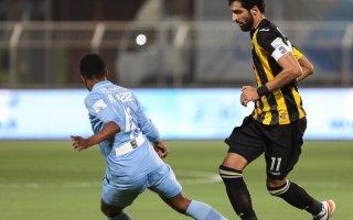 فهد الأنصاري أفضل ممرر في الدوري السعودي