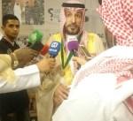 جامعة الملك عبد العزيز تهدي قلادة الاعتدال لفيصل بن محمد
