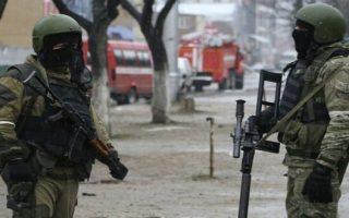 روسيا: مقتل شخصين يشتبه بتحضيرهما لهجوم مسلح