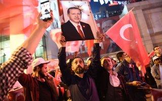 إردوغان بعد توسيع صلاحياته: سنعيد العمل بعقوبة الاعدام