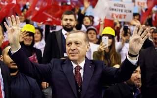 أردوغان: الاستفتاء مثل الفوز في كرة القدم.. لا يهم عدد الأهداف