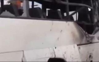 تفاصيل هجوم قتل وجرح عشرات الأقباط في مصر