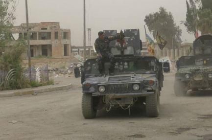 العراق: انطلاق العملية العسكرية لاستعادة الجانب الأيمن من الموصل